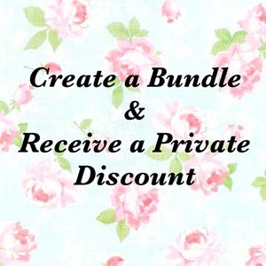 Other - Make a bundle and get a deal!